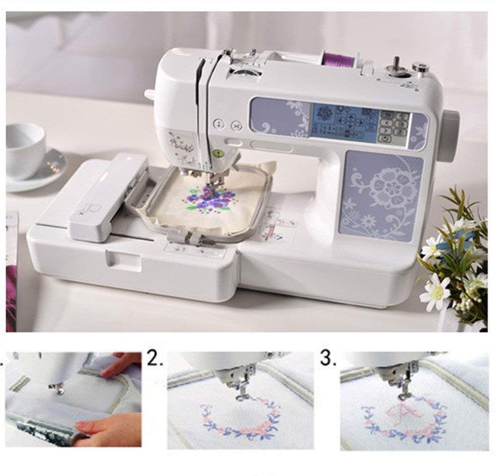 Embroidery Hoop fit for Brother SE400 SE425 PE500 Innov-is 500D 900D 950D New SA432 CKPSMS Brand