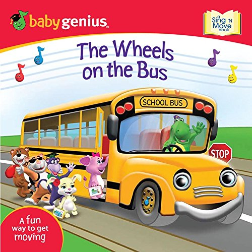 Color Wheel Activity - The Wheels on the Bus: Sing 'n Move Book (Baby Genius)