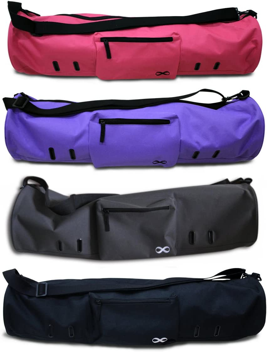 YogaAddict Large Yoga Mat Bag