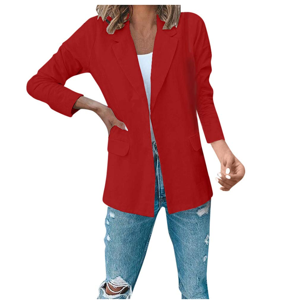 new varieties retro really comfortable Amazon.com: Amlaiworld Fashion Women Autumn Blazer Office ...