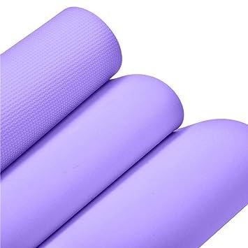 COREYCHEN 6 mm de Grosor EVA Esterilla de Yoga Fitness ...