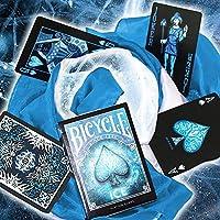 Bicycle 1040830 Ice kaartspel voor verzamelaars, blauw