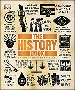 amazon the history book big ideas simply explained dk art