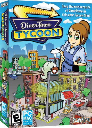 Dinertown Tycoon SB [Old Version] (Computer Old Games)