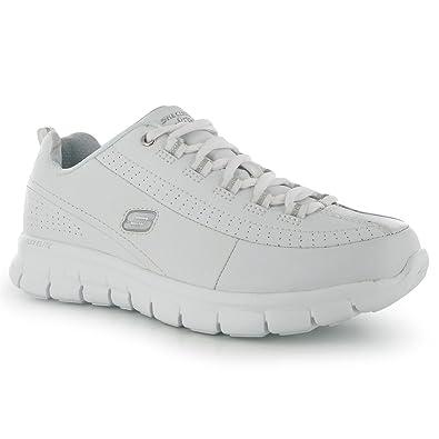 Skechers Mujer Elite Estado Zapatillas: Amazon.es: Zapatos y complementos