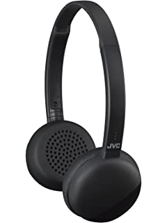 JVC Bluetooth Stereo Headphone HA-S28BT-B (Charcoal Black)【Japan Domestic