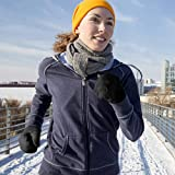 OZERO Winter Bike Gloves for Girl Touch Screen