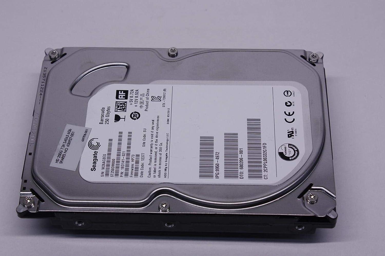 "Lot of 24 Seagate 250GB 3.5/"" SATA Hard Drive ST3250318AS Barracuda ST250DM000 10"