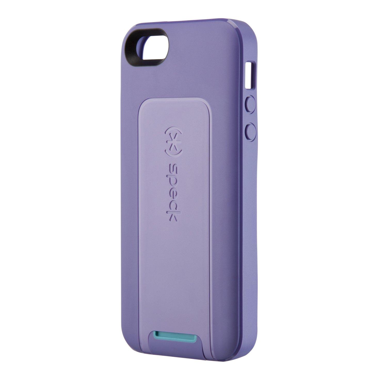 Speck Products SmartFlex View Case for iPhone 5 & 5S  - Grape Purple/Lavender/Peacock Blue, Purple/Blue