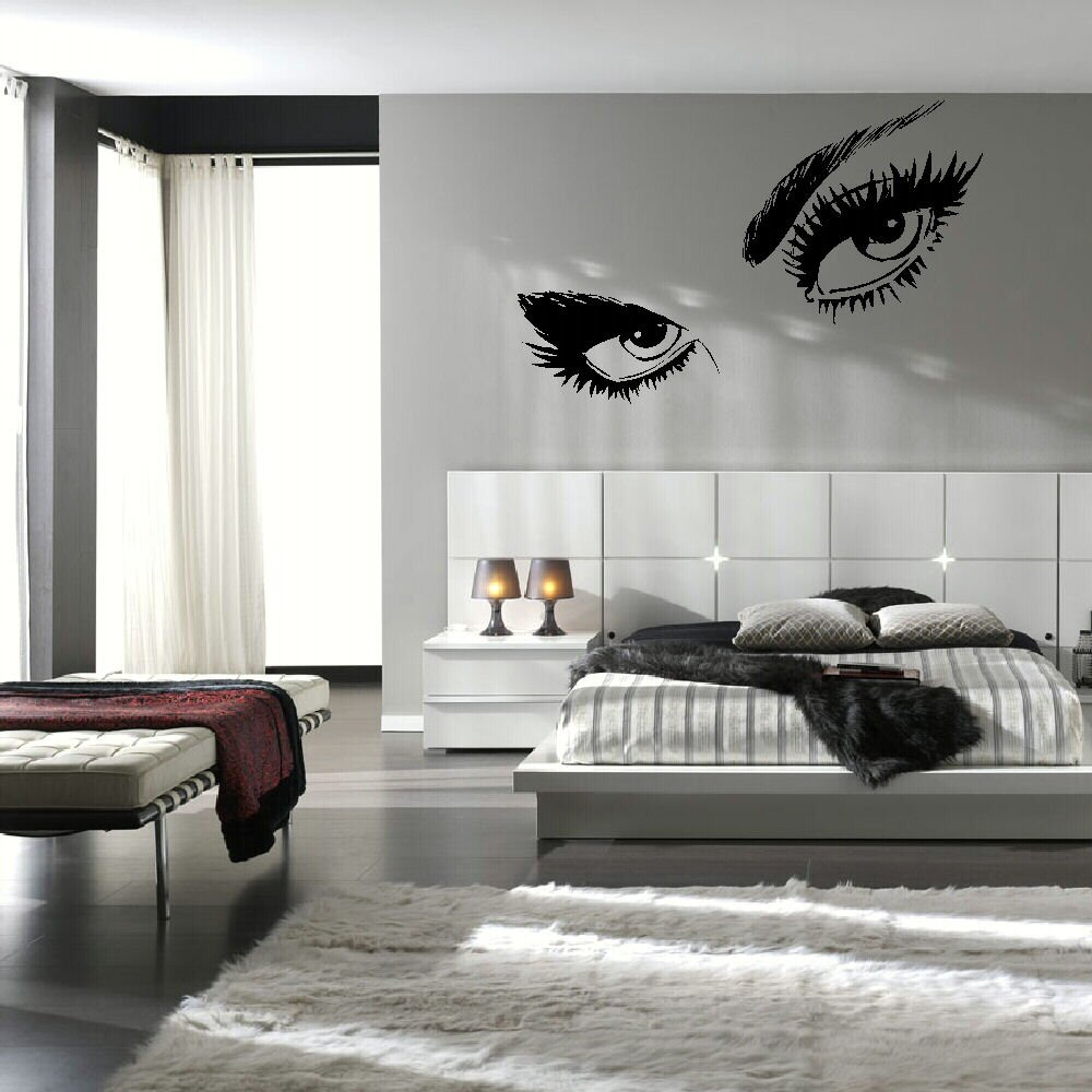l large giant woman face salon lips bedroom wall mural giant art l large giant woman face salon lips bedroom wall mural giant art sticker vinyl decal large 1000mmh 1800mmw amazon co uk kitchen home