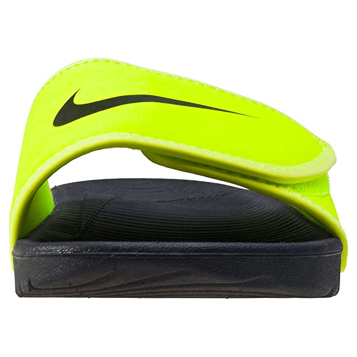 a81b5b9369a6f3 Nike Kids Kawa Adjustable Slides(GS PS)  819344-701 (6 Big Kid M)  Buy  Online at Low Prices in India - Amazon.in