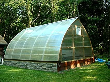 Amazon.com : Gothic Arch Greenhouse Kits - -0816CTW : Garden ... on japanese greenhouse plans, home greenhouse plans, diy greenhouse plans, glass greenhouse plans, attached greenhouse plans, cheap greenhouse plans, a-frame greenhouse plans, vintage greenhouse plans, inexpensive two-story house plans, pit greenhouse plans, gothic style greenhouse plans, storage greenhouse plans, barn greenhouse plans, unique greenhouse plans, underground greenhouse plans, basic greenhouse plans, garden arch plans, best greenhouse plans, quonset greenhouse plans, earth sheltered greenhouse plans,