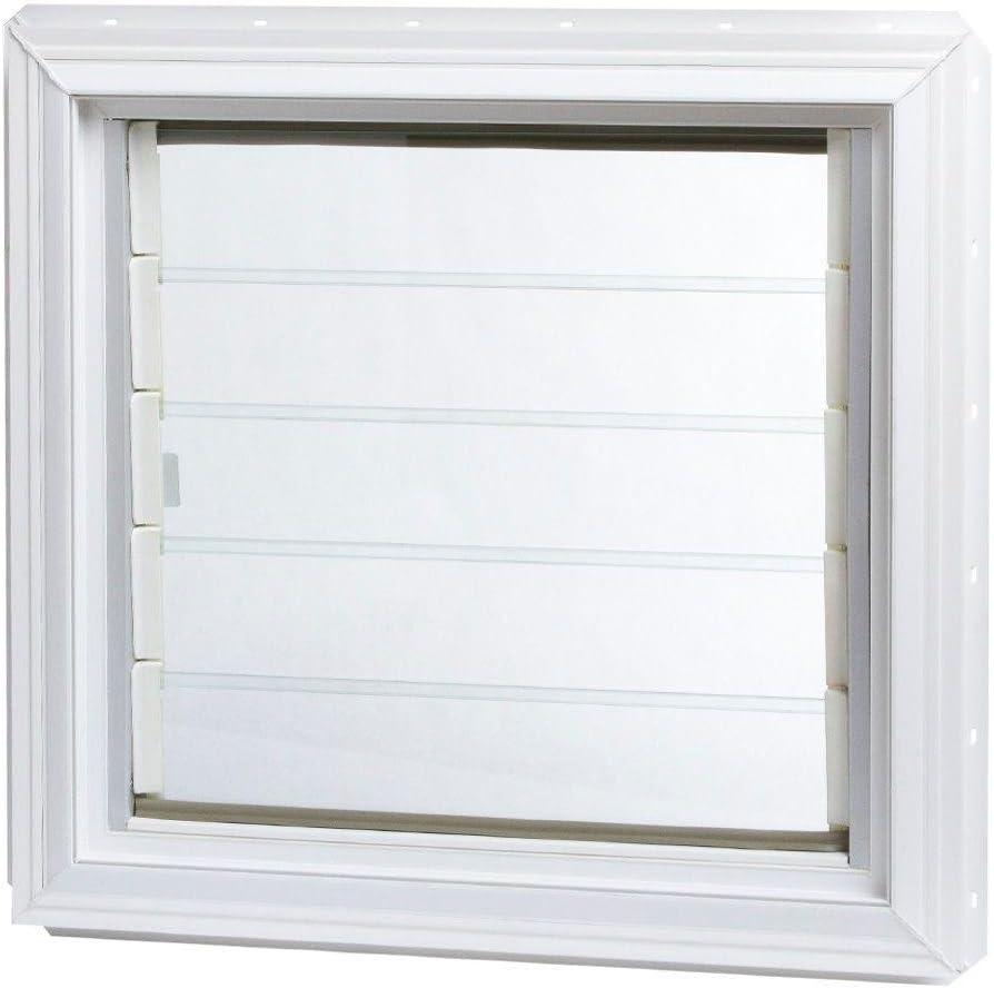 Jalousie Vinyl Window - - Amazon.com