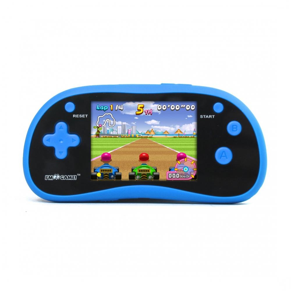 I'm Game 220 Games, Handheld Game Player with 3'' Color Display
