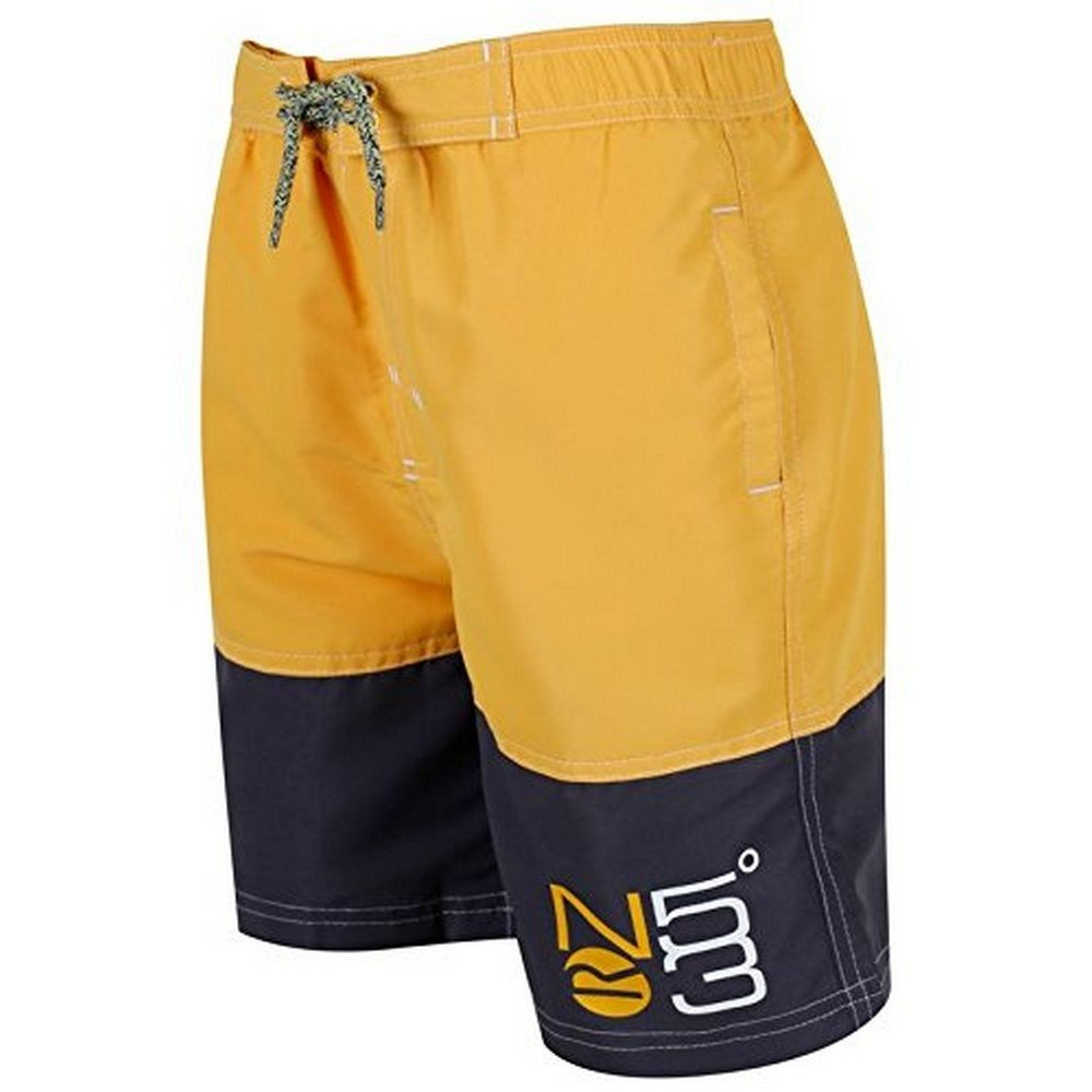 a8261642f4 Regatta Great Outdoors Childrens Boys Shaul Swimming Shorts: Amazon.co.uk:  Clothing