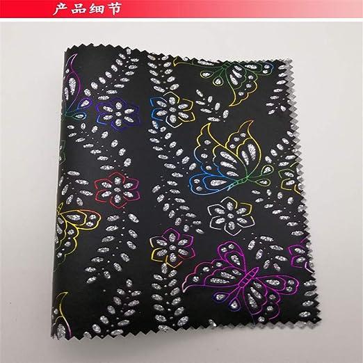 Rancheng Cristales florales de tela antigua para costura ...