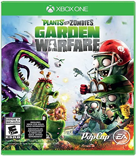 Plants vs Zombies Garden Warfare(Online Play Required) - Xbox (Plants Vs Zombies Costumes For Sale)