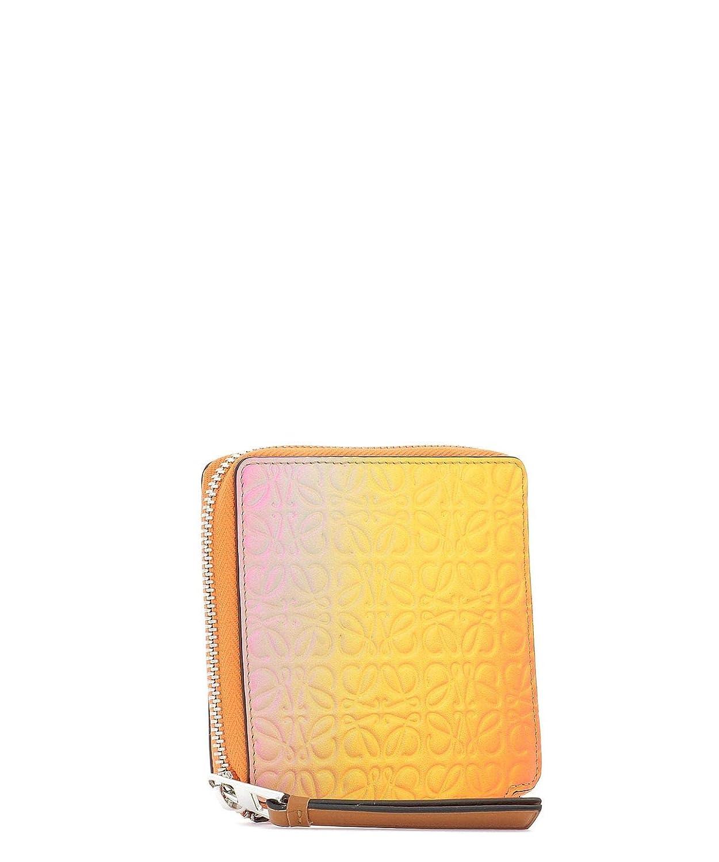 Loewe - Cartera para mujer Mujer naranja Talla De Fabricante ...
