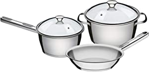 Tramontina 65660/694 Cookware Set, Stainless Steel