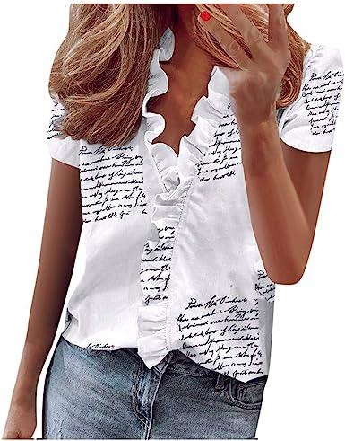 Mujer Camisa Holgada Con Tiras Frío Hombro Básico Manga Larga Camisetas Blusas
