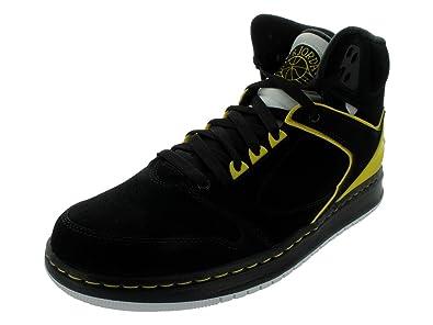 Amazon.com   535790-001  AIR Jordan Sixty Club Mens Shoes Black Gym RED-Mtllc  SLVR-White  Shoes 05a68a5b2