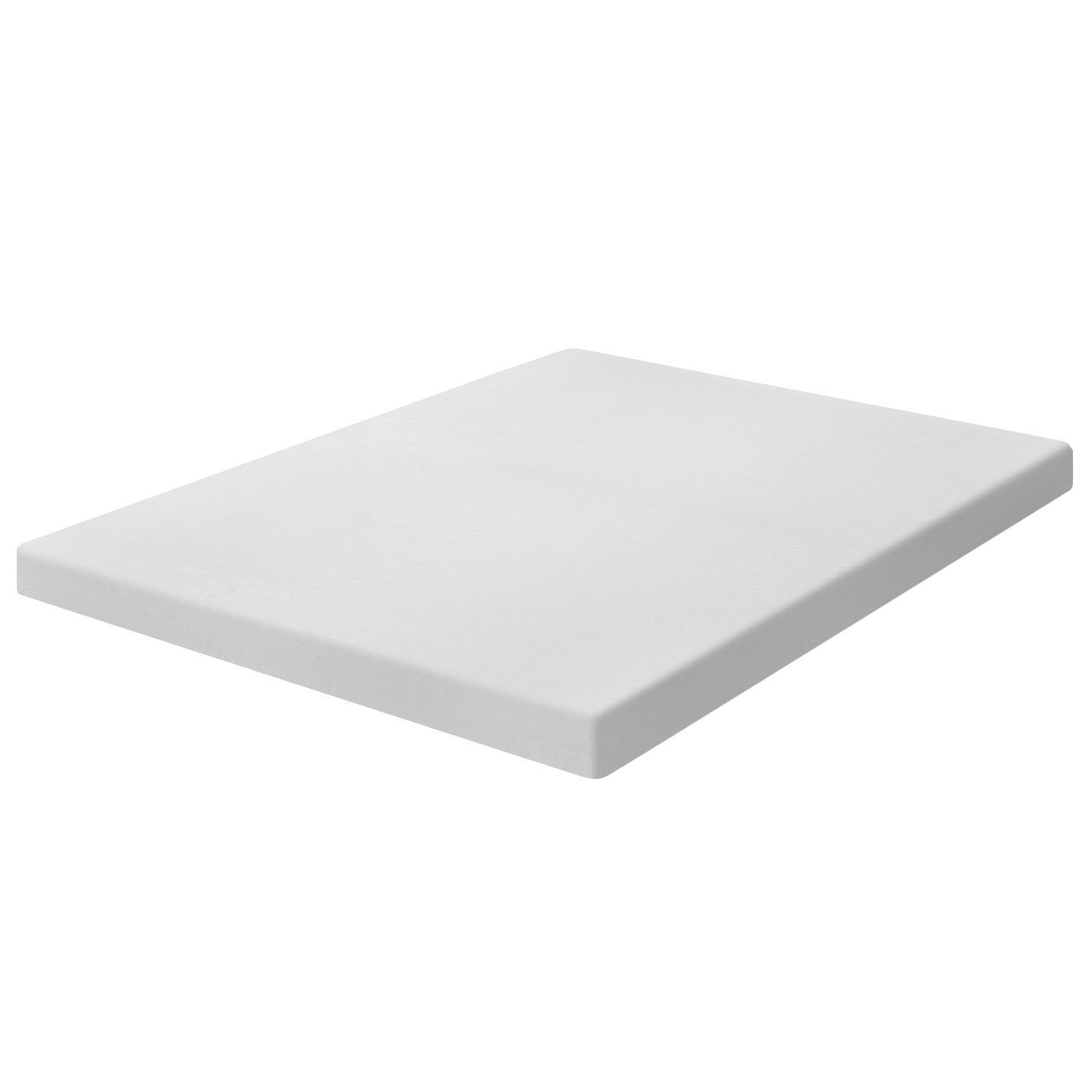 amazoncom best price mattress 4inch memory foam mattress topper queen kitchen u0026 dining