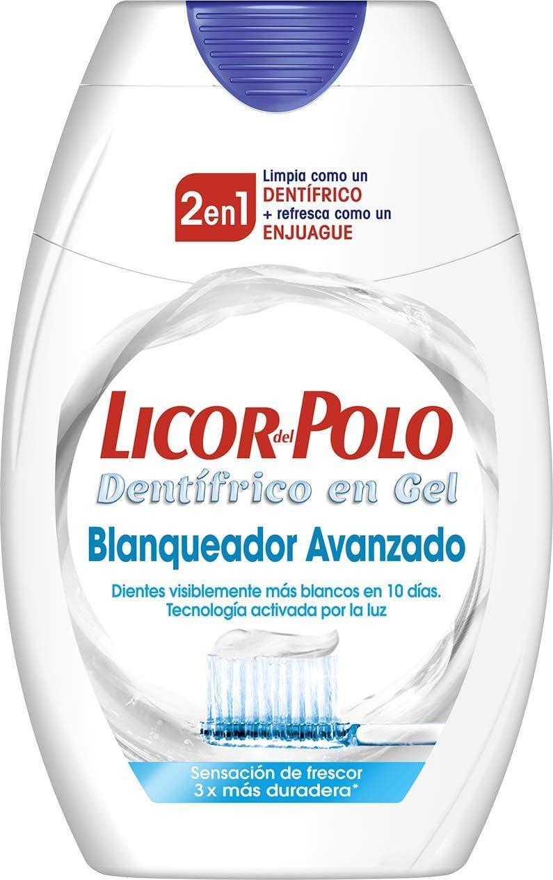 Licor del Polo - Pasta de dientes Blanqueador Avanzado + Enjuague ...