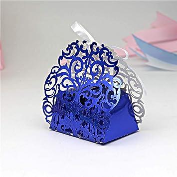 Amazon.com: Caja de caramelos cortada con láser para fiesta ...