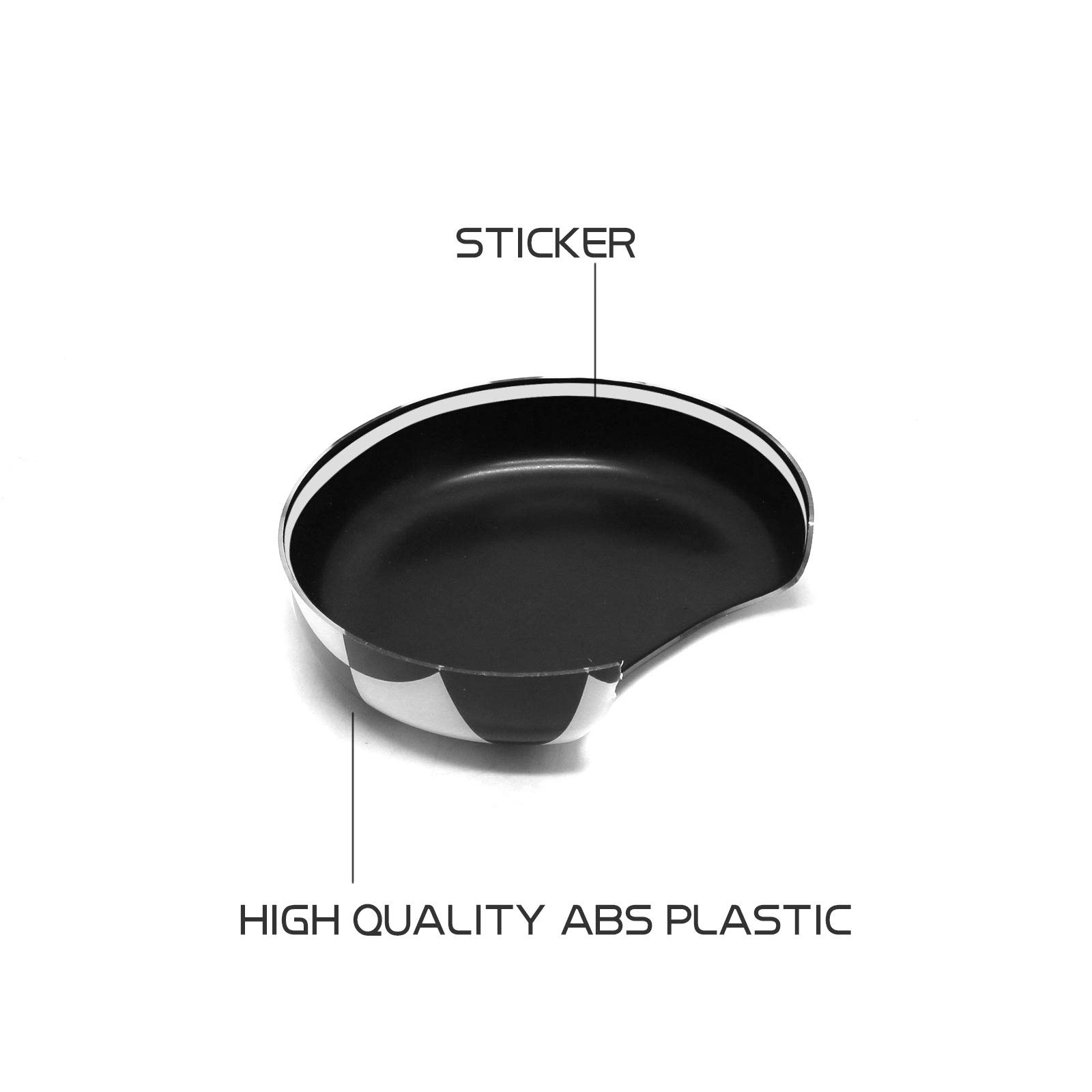 YaaGoo Tachometer PVC Decoration Sticker,for Mini Cooper R55 R56 R57 R58 R59 R60 R61