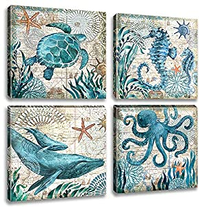 61dv1wbJgPL._SS300_ Beach Wall Decor & Coastal Wall Decor