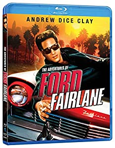 Cover Image for 'Adventures of Ford Fairlane, The'