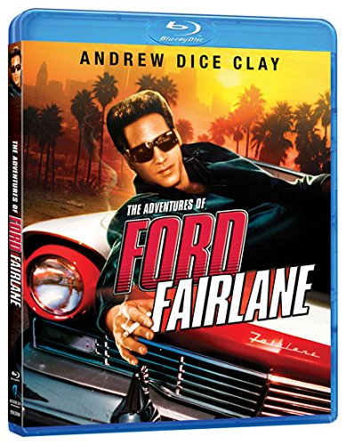 Adventures Ford Fairlane (fox) [Blu-ray] ()