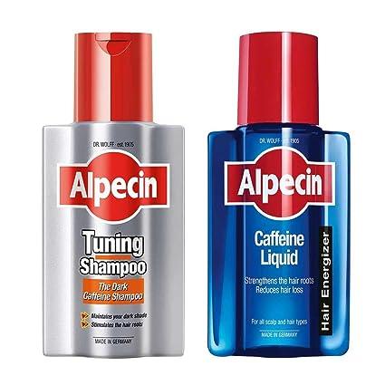 Alpecin Champú y cafeína líquido