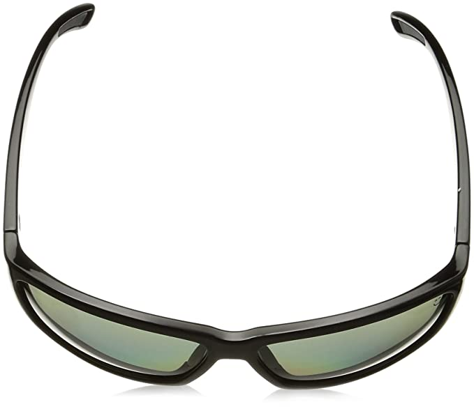 a4518848c1 Amazon.com  Spy Optic Allure Wrap Sunglasses  Clothing