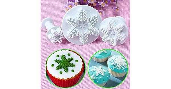 Amazon.com: Herramienta de fondant para decoración de tartas ...