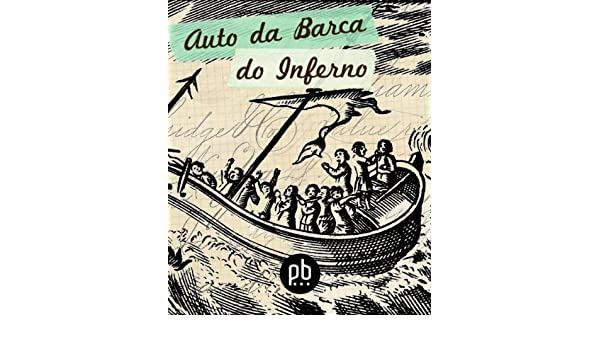 Auto da Barca do Inferno - revised and illustrated (Portuguese Edition)