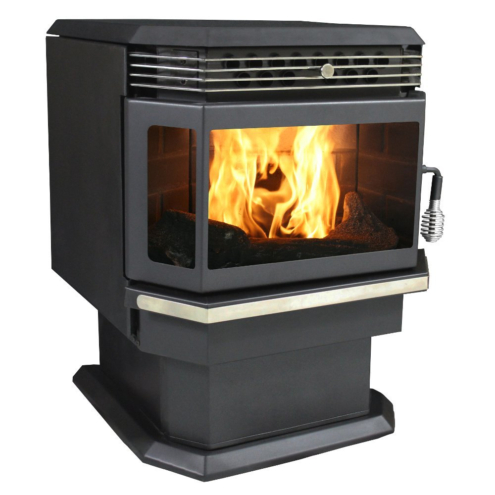 US Stove 5660 Bay Front Pellet Stove by US Stove Company