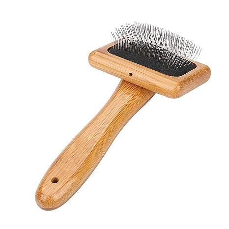 Smandy Herramientas para derramar Profesionales, Limpieza de Mascotas, Limpieza, desprendimiento de cepillos para
