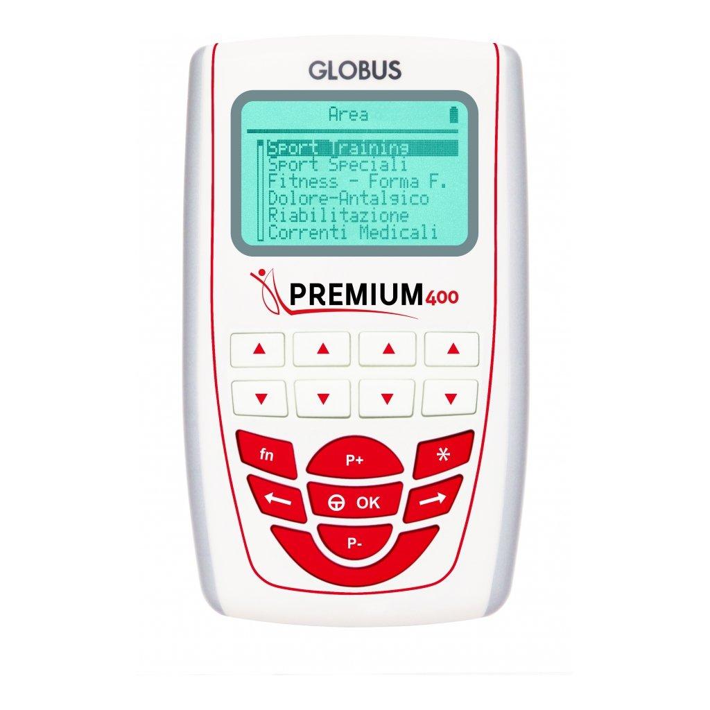 Electroestimulador Globus Premium