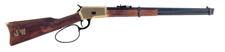 Deko Waffe Winchester, Cowboyvers., Carab. 92, USA 1892, messingfarbend