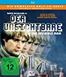 Der Unsichtbare - The Invisible Man - Die komplette Serie (2 Discs) [Blu-ray]