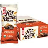 CLIF Nut Butter Bar Chocolate & Peanut Butter 12x50g