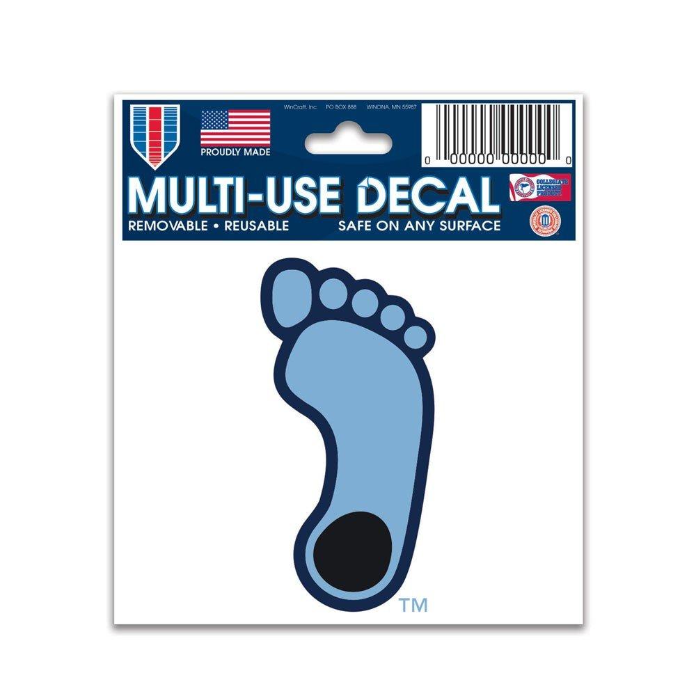 Wincraft NCAA Multi-Use Decal (3''x4'') (North Carolina Tarheels)
