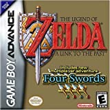 The Legend of Zelda: A Link to the Past + Four Swords