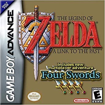 The Legend of Zelda: A Link to the Past (Includes Four