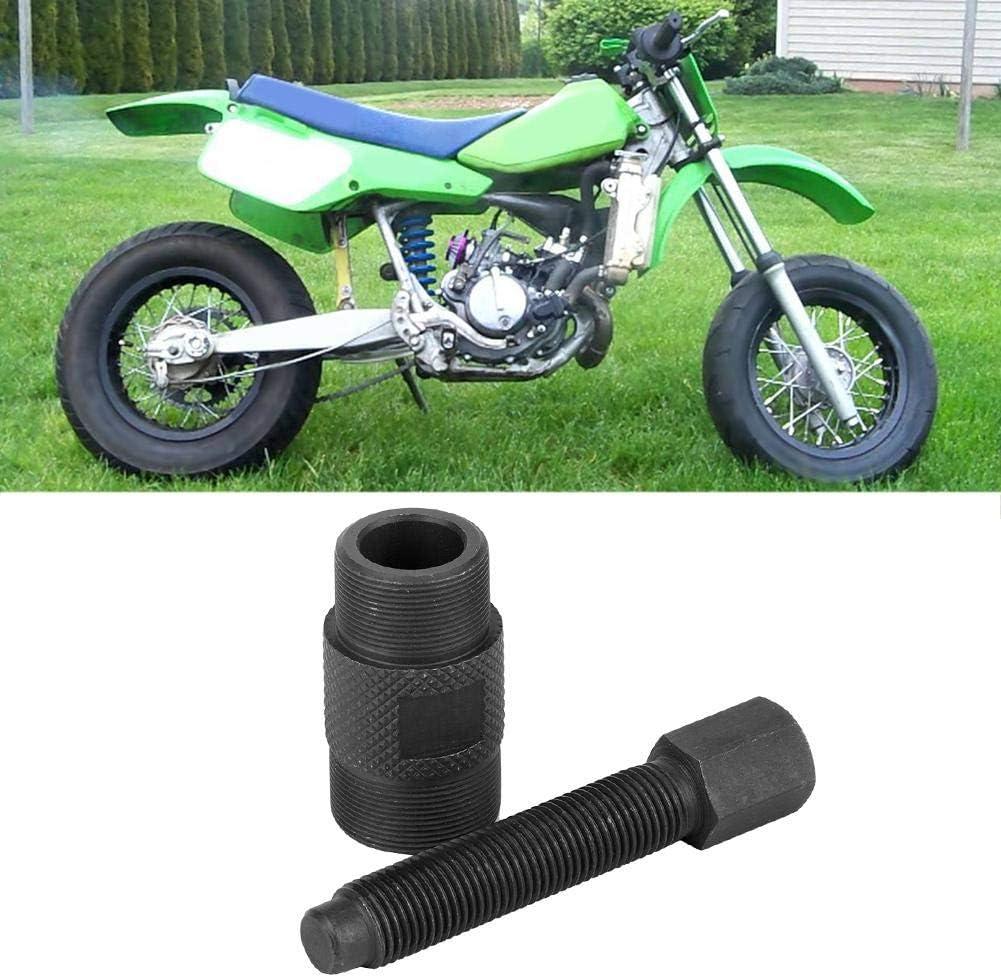 Fydun Extractor de Volante Extractor de Volante de Hierro Magneto Stator Tool Herramienta de reparaci/ón de Motocicleta Universal Apta para KX 60 65 80 85100125250500 KMX 125 KX 500 KD80
