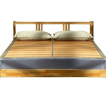 LWFB Sombrilla de verano / Colchón de enfriamiento de bambú Colchón / Colchón de doble cara