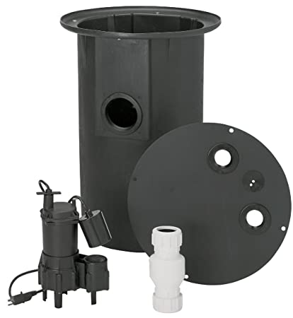 flotec fp400c sewage ejector pump sump pumps amazon comPump Additionally Sump Pump Float Switch Besides Sewage Ejector Pump #3