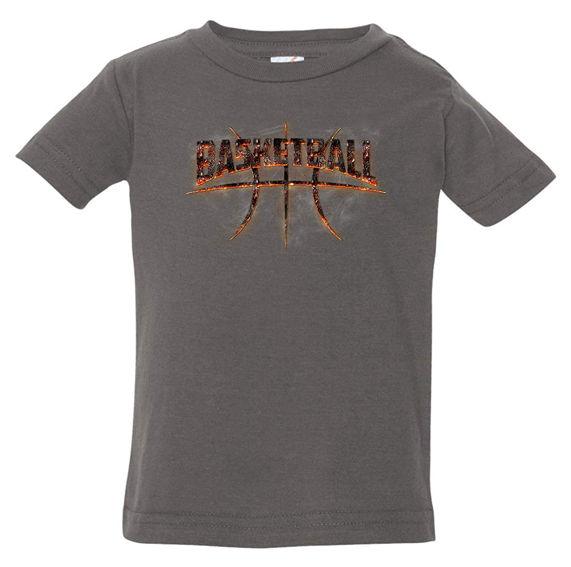 Tenacitee Babys Molten Basketball Shirt