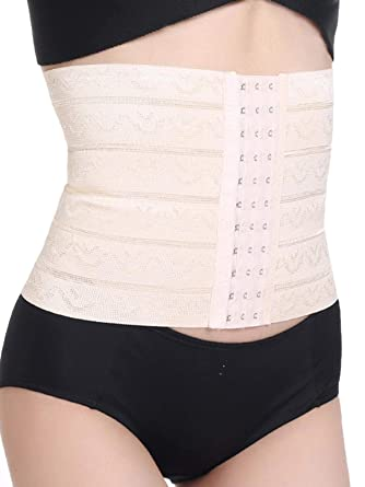 3e978938d66f6 Digital Dress Nude Corset Adjustable Tummy-Tucker High-Waist Womens Body-Shaper  Shapewear